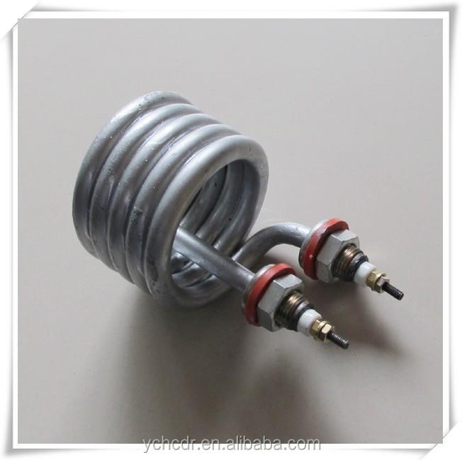 Sus 304 tubulaire lectrique l ment chauffant pour - Resistance pour chauffer l eau ...