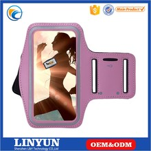 Fashion Mobile Phone Armbands Gym Running Sport Arm Band Cover Protective Phone Bags