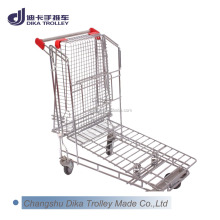 warehouse cargo trolley warehouse cart