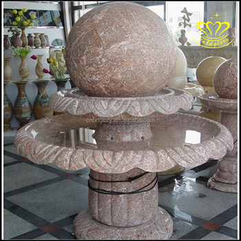 Hot Sale Natural Marble Stone Mirrored Mosaic Water Fountain For Home Decorate