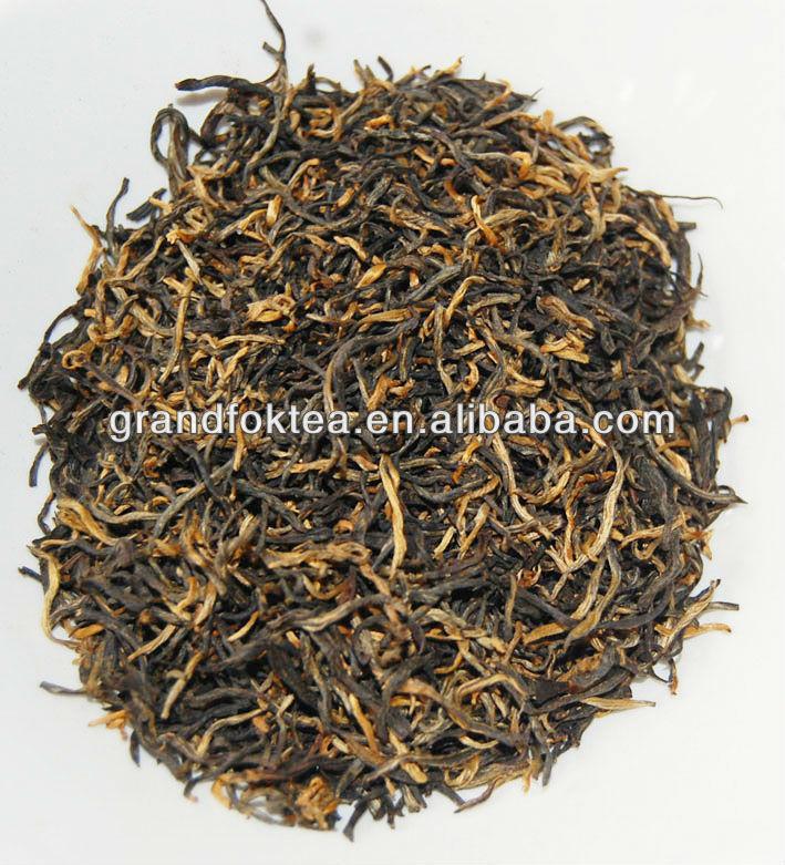 Chinese fujian loose tea leaf Jin jun mei black tea - 4uTea | 4uTea.com