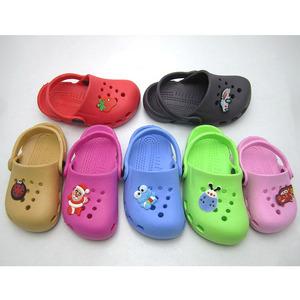 4d3a22b306a07 Kids Unisex Slingback Garden Summer Clogs EVA Beach Sandals