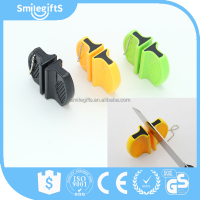 Easy Use Mini Kitchen Knife Sharpener with Keychain