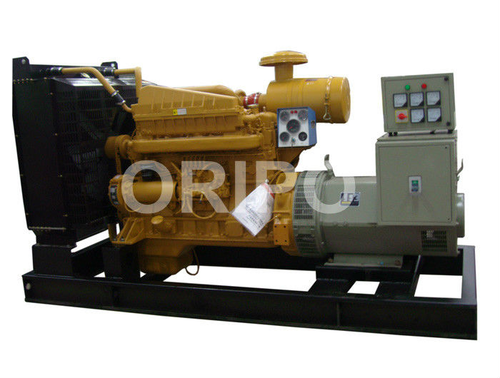 High effience 200kw Shangchai diesel generator with G128ZLD engine