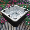 portable bathtub jet spa/acrylic transparent bathtub/clear acrylic bathtub