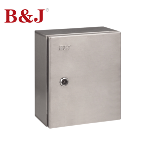 3 Phase 6 Way Electrical Power Distribution Box / Breaker Box