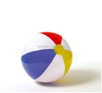 6 Panels Inflatable PVC Beach Ball