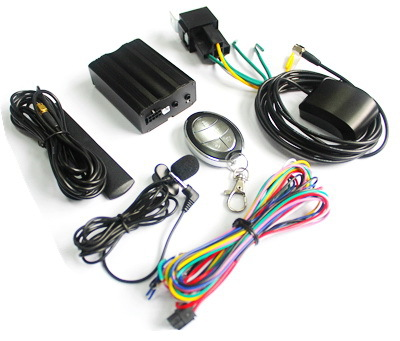 Door open alarm with GPS car alarmTK103