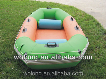 2016 good Two kids funny inflatable paddle boat electric paddle boat on sale !!!