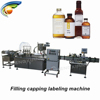 Chengxiang New alcohol filling machine,glass bottle filling machine