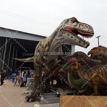 Dino Park Animatronic Dinosaur T Rex