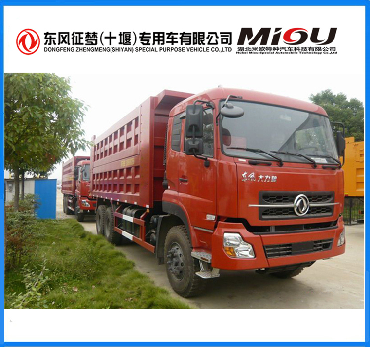 China Factory Directly tipper truck 6x4 dongfeng light tipper truck for sale
