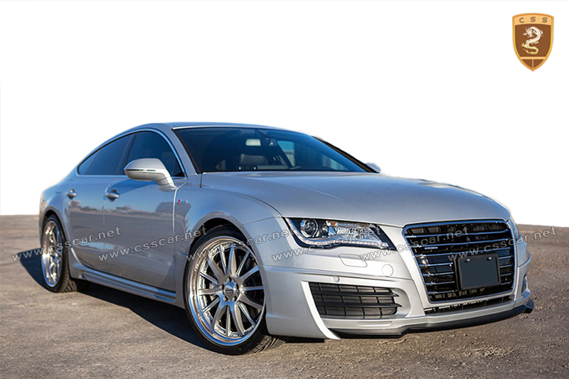 For Fiberglass Car Body Kits Change To Wd Style A7 Best Body Kit  Manufacturer - Buy For Car Body Kits,Wd Style A7 Body Kit,Best Body Kit  Manufacturer