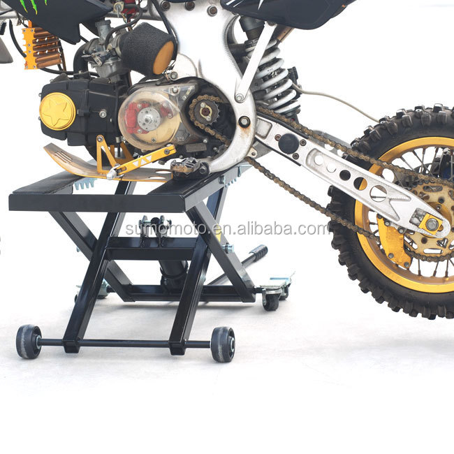 Universal Motorcycle Jack Scissor Hydraulic Lift For
