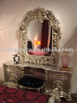 European Style Luxury Bedroom Furniture & Dresser Set - Buy Dresser ...