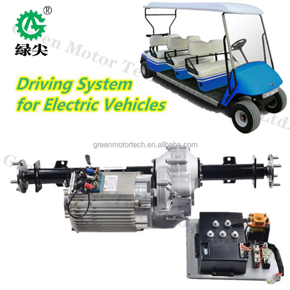 Ce prezzo basso auto elettrica motore 15kw 20kw 30kw per for Ac or dc motor for electric car