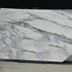 Quarry stone slabs vietnam block white marble with white veins