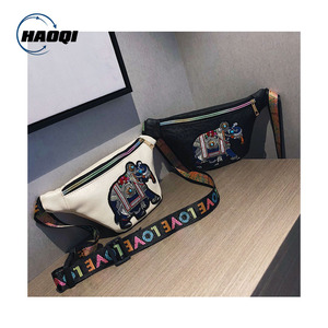 High quality outdoor sport waist bag/ customize fanny pack wholesale fanny bag