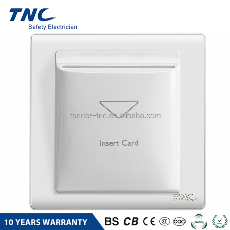 Wholesale Hotel Insert Card Energy Saver Power Switch
