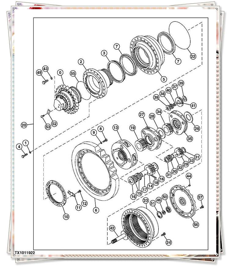 C besides Jd G Hydraulics Cut Part as well Htb Jw Ipxxxxakaxxxq Xxfxxxz further C Cc G further C. on caterpillar excavator hydraulics diagram