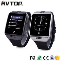 2018 Fashion android fitness tracker gv10 q18 smartwatchs W8 q60 smart watch