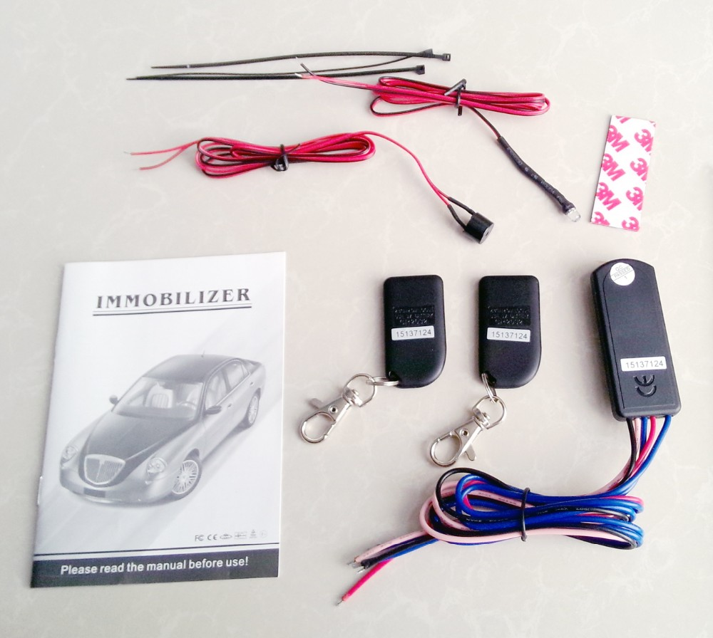wholesale price fashionable cheap latest car immobilizer For All DC 12V Cars