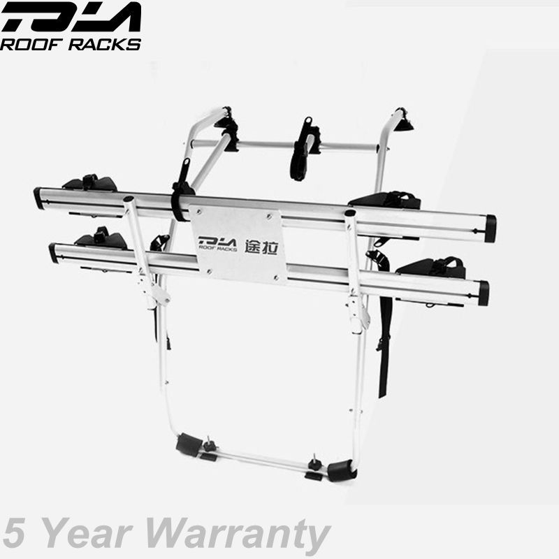 2 Bicycle Bike Travel Rack platform rear bicycle carriers 5 years Warranty