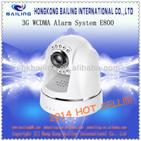The Newest Live Video+Live Call+Live Monitoring 3g video camera alarm