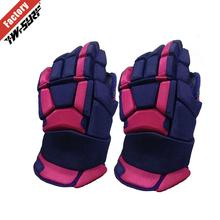 Super Lightweight Pro Hockey Glove Lacrosse glove with moisture wick lining