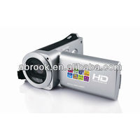 HD 720p digital handycam camcorder