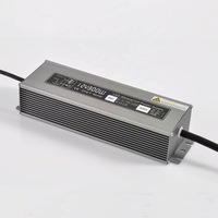 waterproof led power supply 12v 300w 200w ip67 led driver for outdoor led lighting
