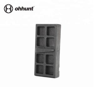 Ohhunt Lower Receiver Vise Block 5 56/ 223 AR15 M4 M16 Rifle Tool Kit Stock