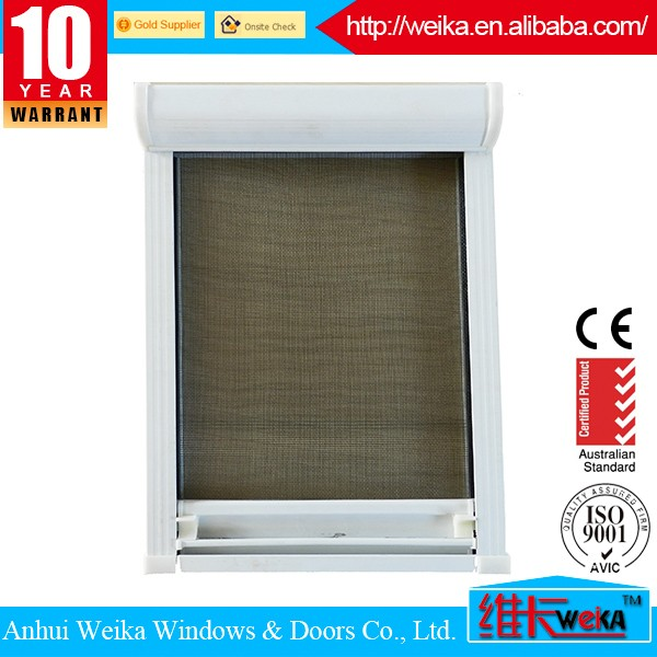 Folding insect screen door/ Pleated screen door/pleated fly screen