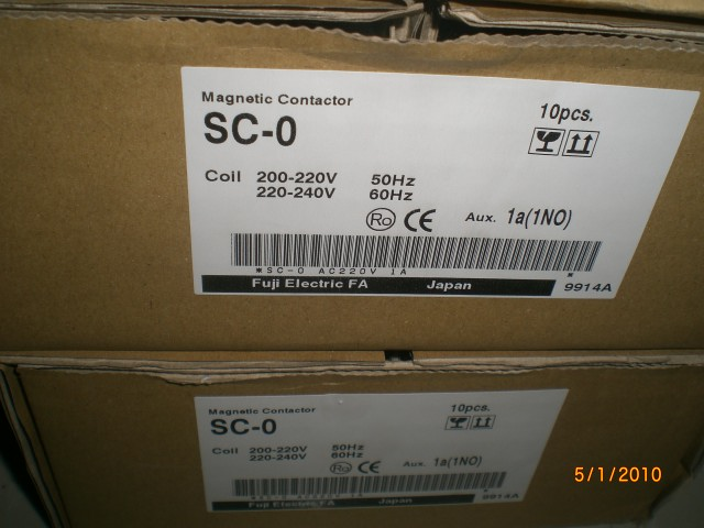 New and original contactor SC-0 AC220V new genuine AC110V AC36V AC24V