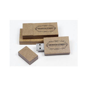 Best Selling Paper Usb Stick Recycled Cardboard Paper USB Flash Drive