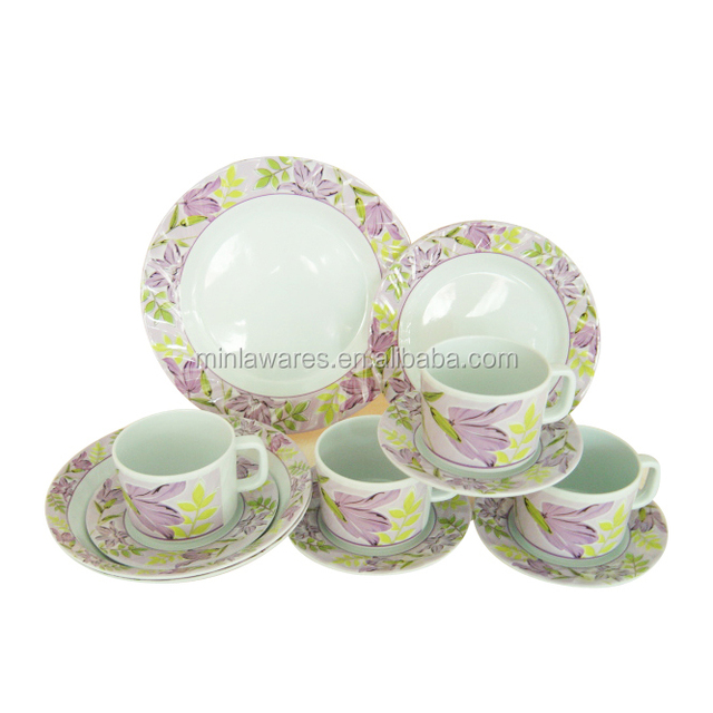 20pcs Melamine round dinnerware serving set  sc 1 st  Alibaba & China Corelle Glass Dinnerware Sets Wholesale 🇨🇳 - Alibaba