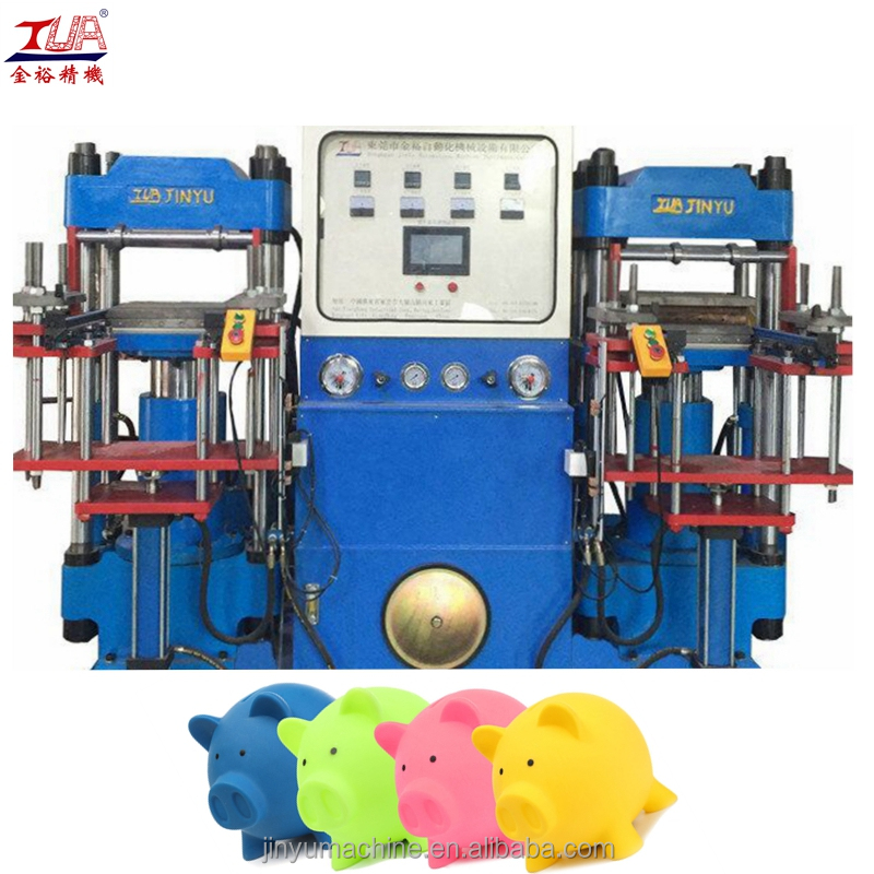 JY-A01 automatic Silicone vinyl piggy bank making machine