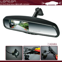 brand new car rear view mirror and car backup camera system special for toyota corolla