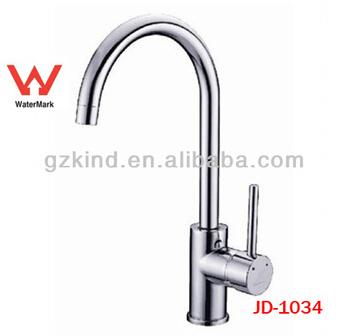 Watermark Single Handle Chrome Plated Swivel Kitchen Sink Water Taps Buy Water Ridge Kitchen