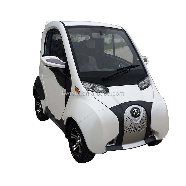 New and fashion low speed electric vehicle 2 seats electric mini car