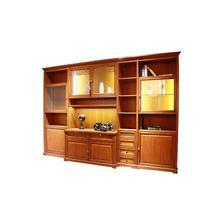 Chinese living room furniture home bar file wooden cabinet