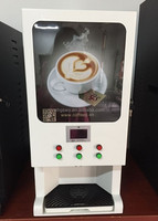 touch key italian commercial necta vending coffee machine for shops