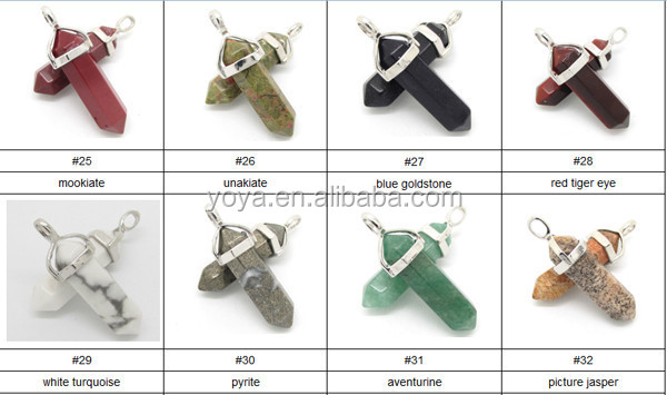 Ne2317 Fashion Healing Crystal Point Pendant Necklace For Women - Buy  Healing Crystal Pendant Necklace,Hearling Crystal Point Necklace,Necklace  For