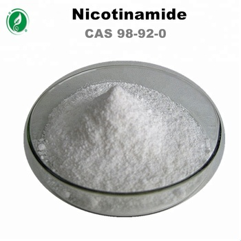 Pure CAS 98-92-0 99% Nicotinamide / Niacinamide with best price