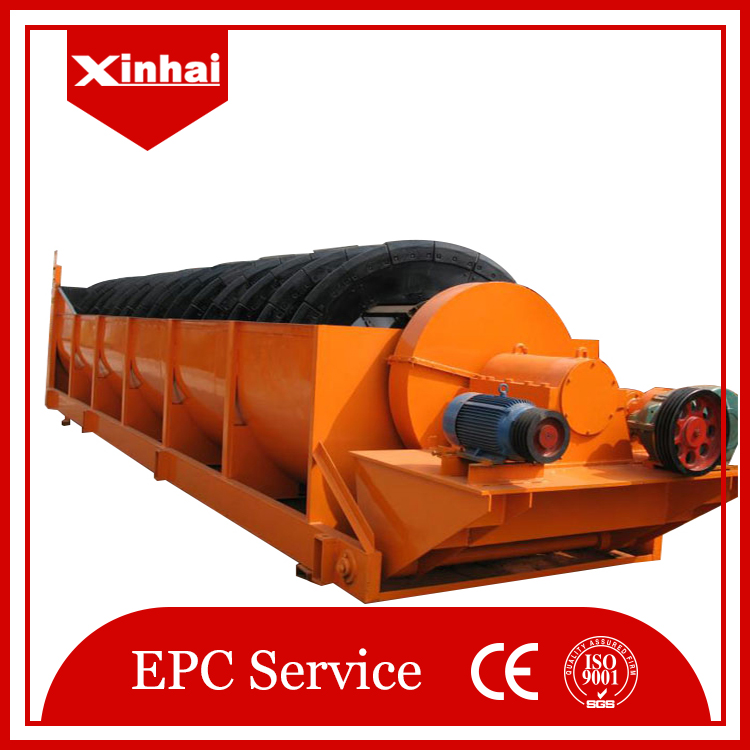 Effective mineral spiral classifying machine,spiral classifying machine for gold copper