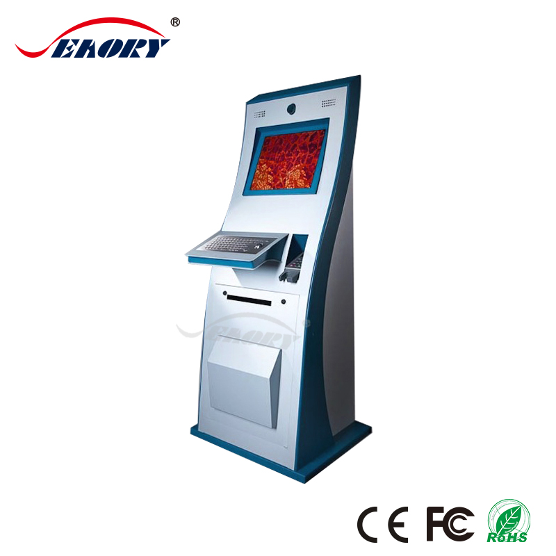 All in one convenience self service vending photo printing payment machine kiosk