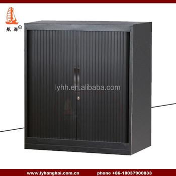 Easy Slide Open Lockable Steel Cupboard Home Office Storage Full Locking Plastic Door Amazing Choice 2