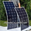 110W Bimini flexible solar panel for 12v battery