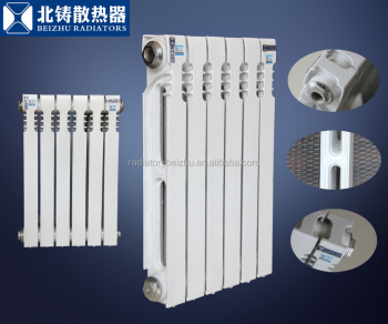 Hot Water heating Shanxi Beizhu Cast Iron Radiator For home heating Export type Russian style