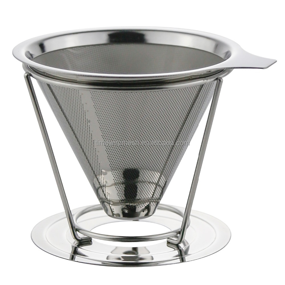 Amazon Top Seller 2017 Reusable Coffee Filter With Cup Stand Buy